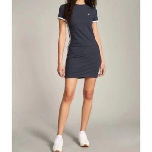 JACK WILLS Goodington Ringer T Shirt Dress Size 6